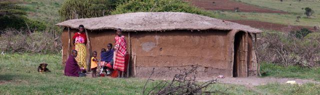 Tansania Dorfleben