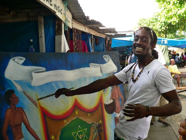 Jamaika Maler