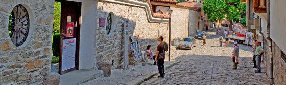 Die Altstadt von Plovdiv, Bulgariens zweitgrößter Stadt - Bildquelle: FVA Bulgarien