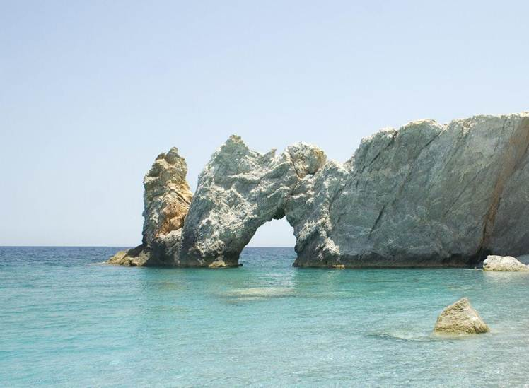 Insel Skiathos, Lalaria Beach © Shutterstock