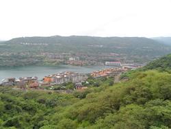 Die Reißbrett-Stadt Lavasa