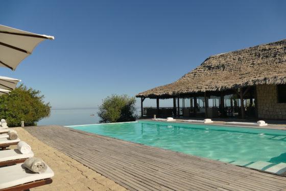 Die Bungalowanlage Le Paradisier auf Madagaskar