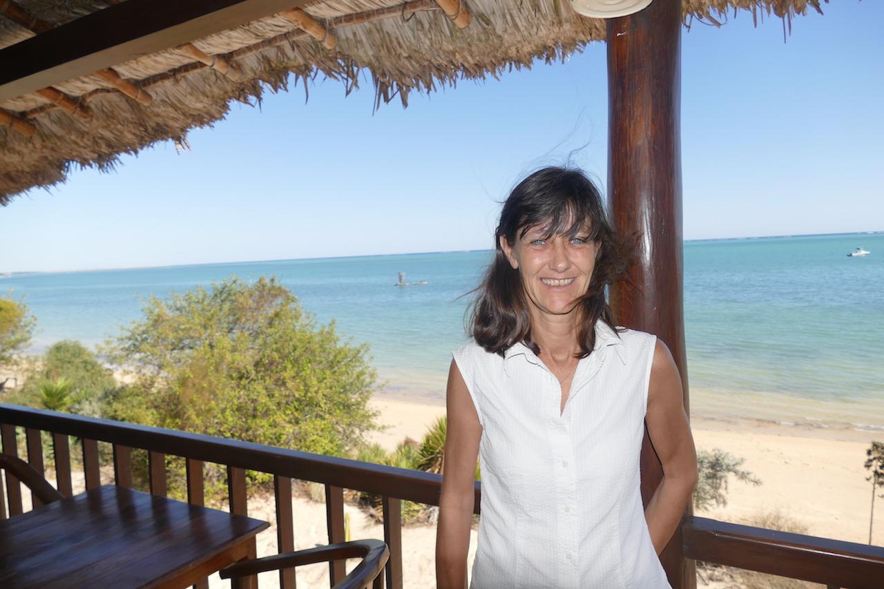 Gabriella Rossi, Managerin des Hotel Le Paradisier, Foto Susanna Hagen