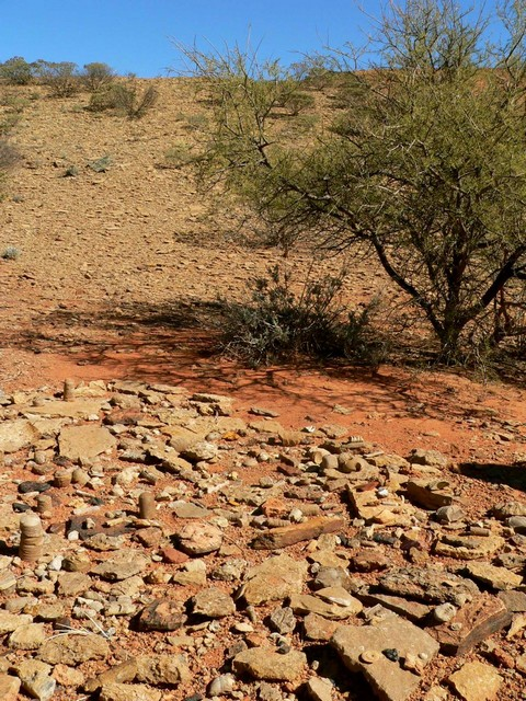 Stille und ganz viel nichts - im roten Zentrum Australiens