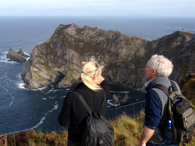 Viele Aussichten und viele Einsichten verspricht die Wanderwoche in Irland
